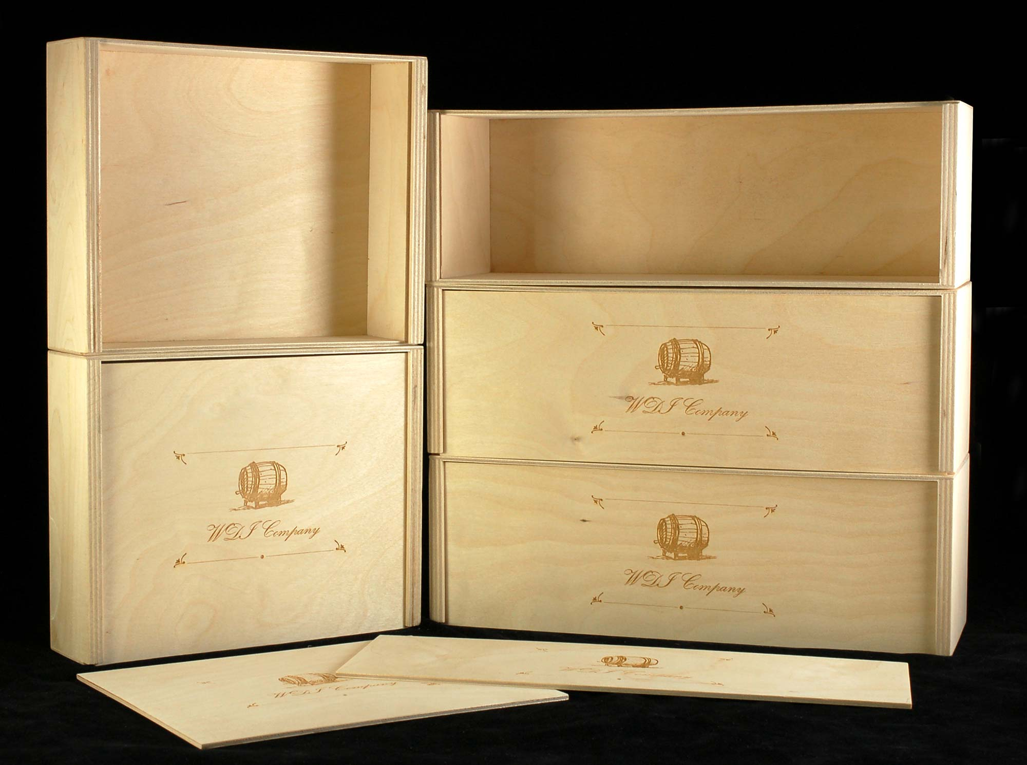 Bliss Boxes - Cigar and Wine