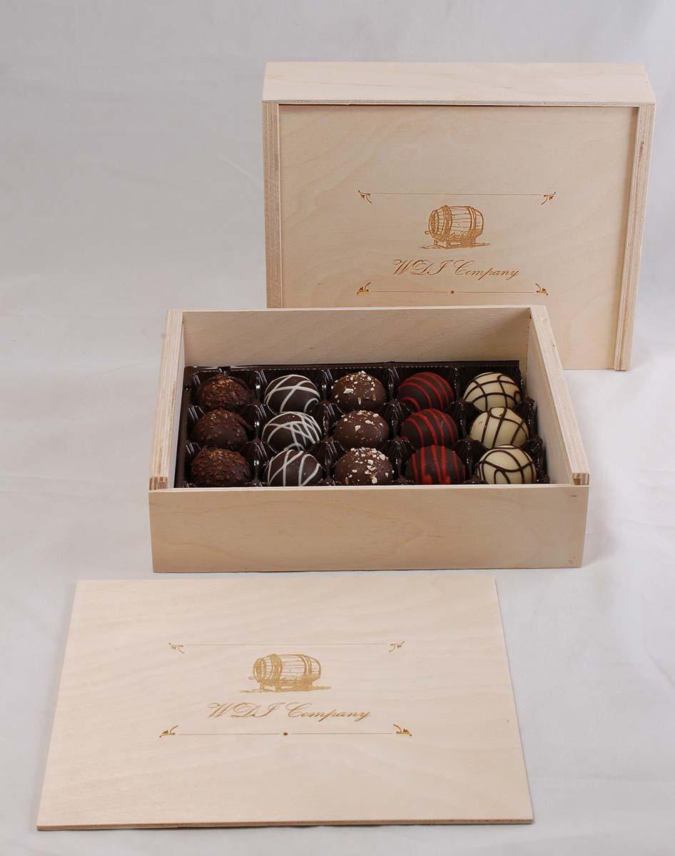 Bliss Box Flat, Chocolates