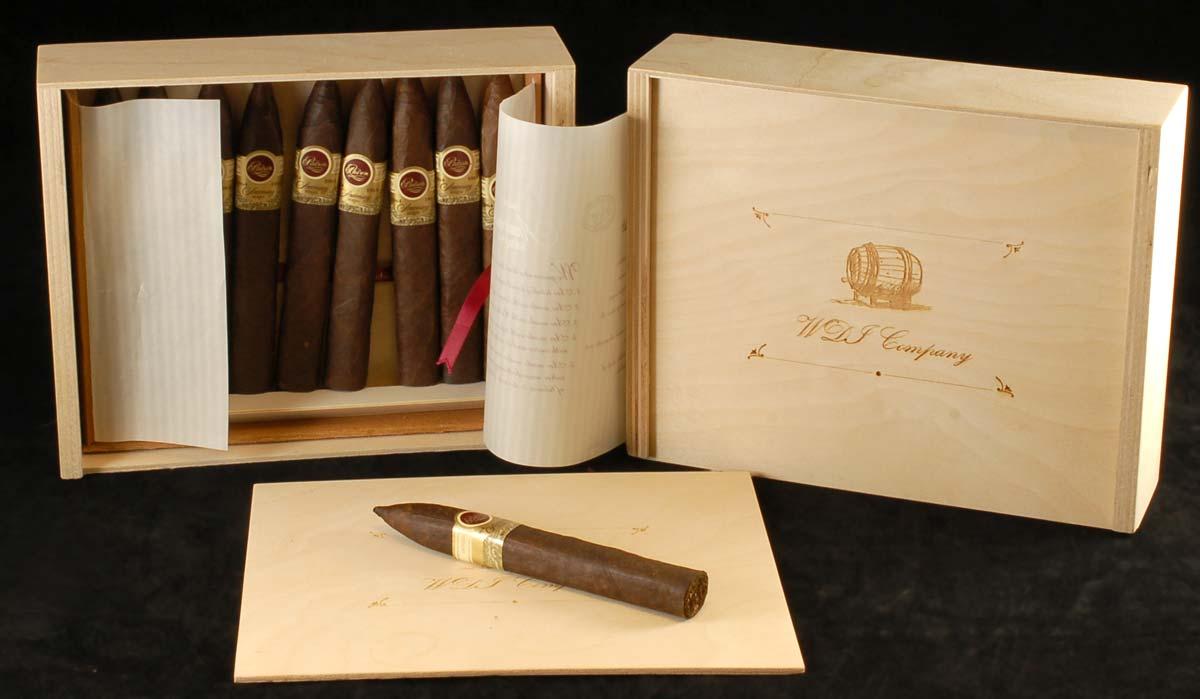 Bliss Cigar/Cannabis Box